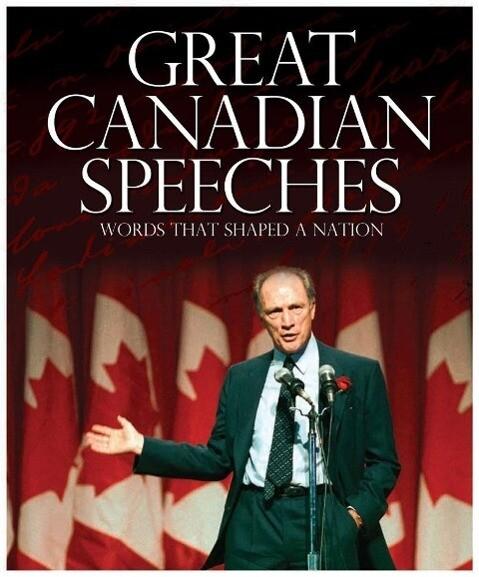 Great Canadian Speeches als eBook von Brian Busby