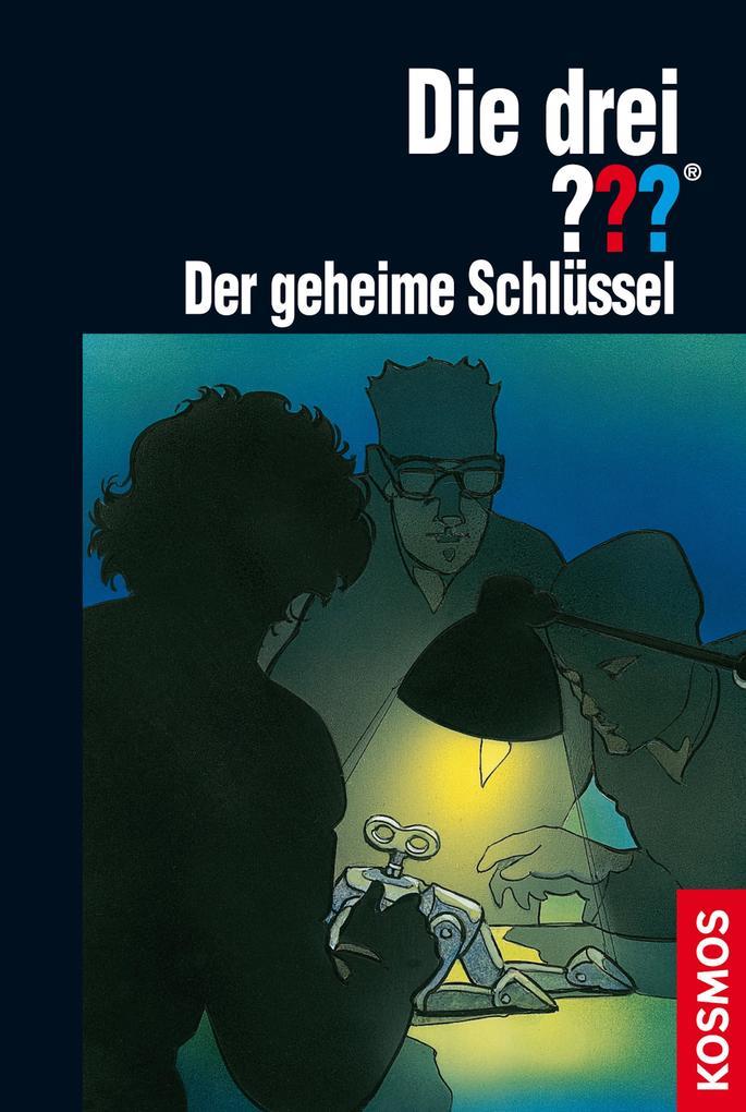 Die drei ??? Der geheime Schlüssel (drei Fragezeichen) als eBook von André Marx