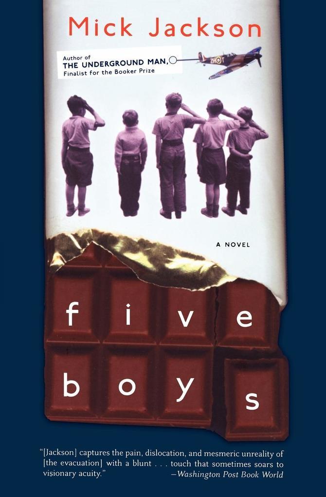 Five Boys als Taschenbuch