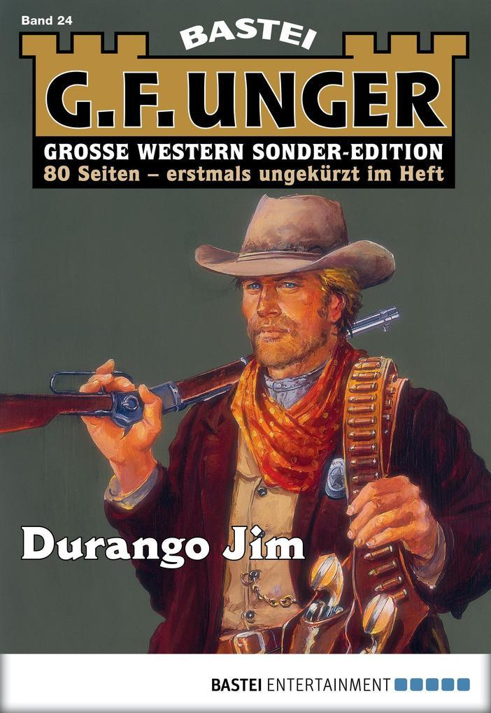 G. F. Unger Sonder-Edition 24 - Western als eBook von G. F. Unger