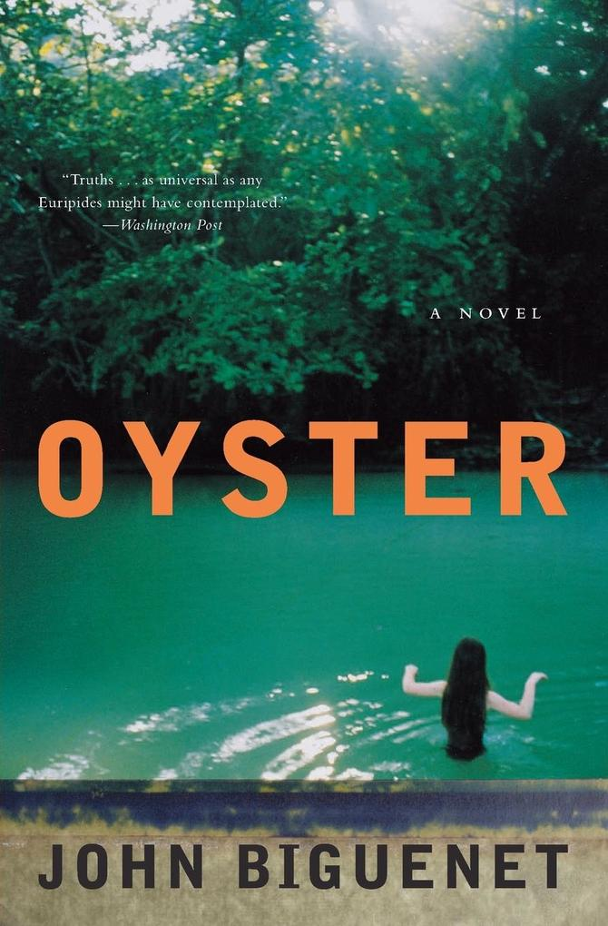 Oyster als Buch