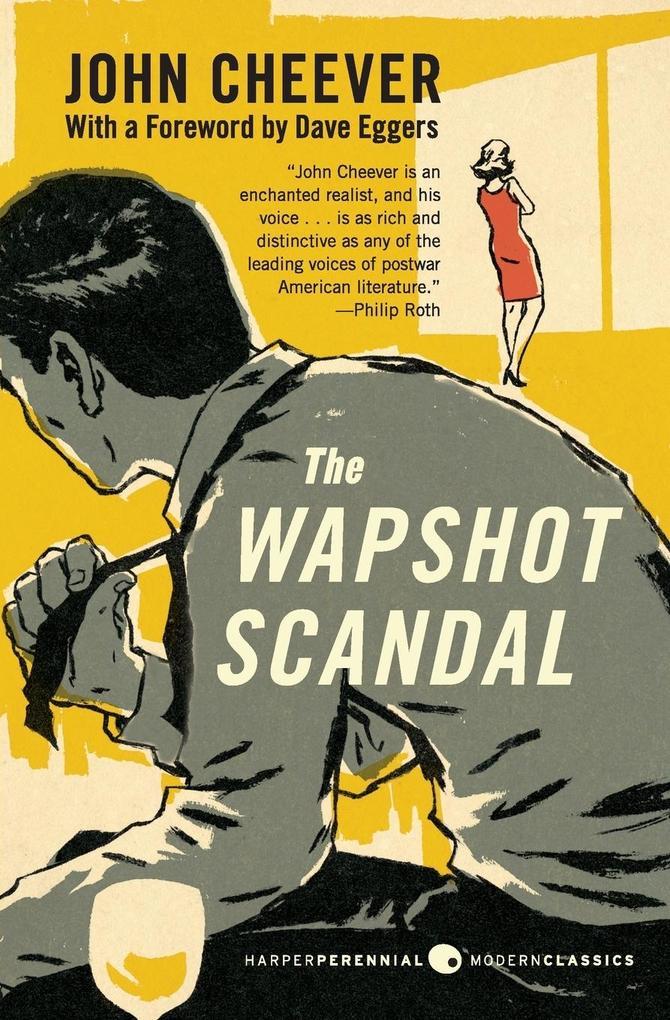 The Wapshot Scandal als Taschenbuch