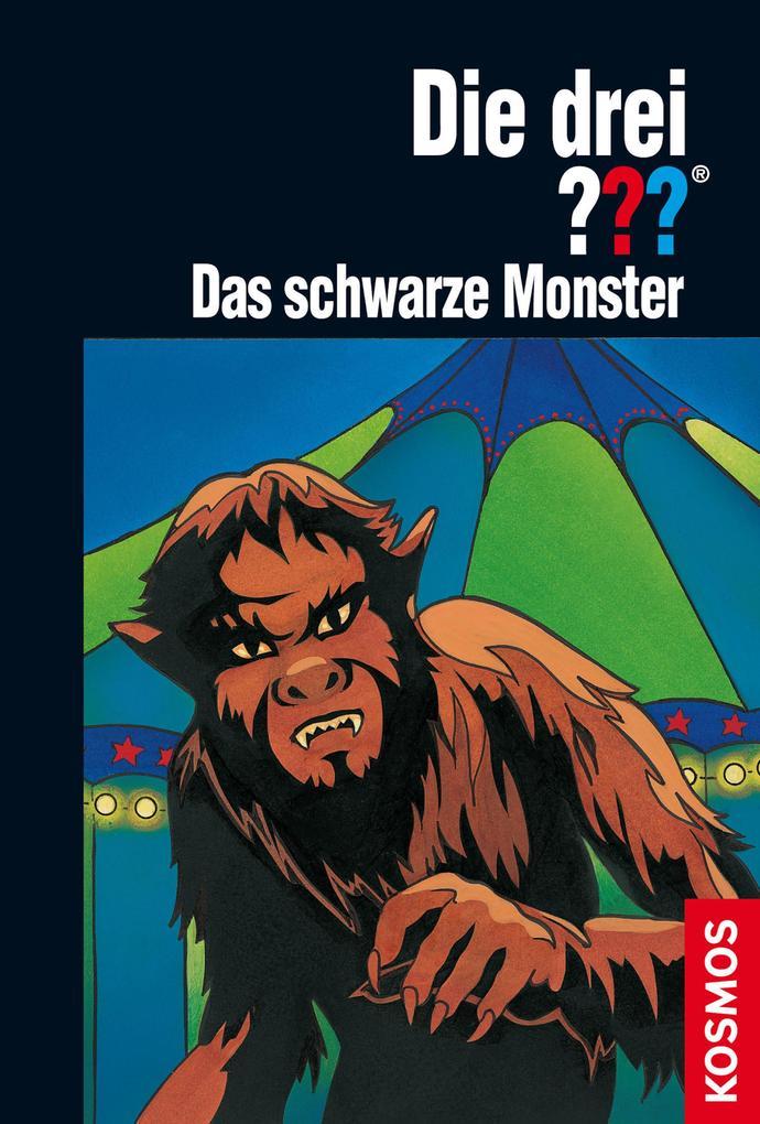 Die drei ??? Das schwarze Monster (drei Fragezeichen) als eBook von André Marx