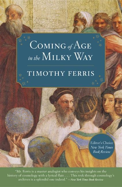 Coming of Age in the Milky Way als Taschenbuch