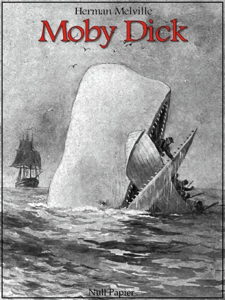 Moby Dick als eBook