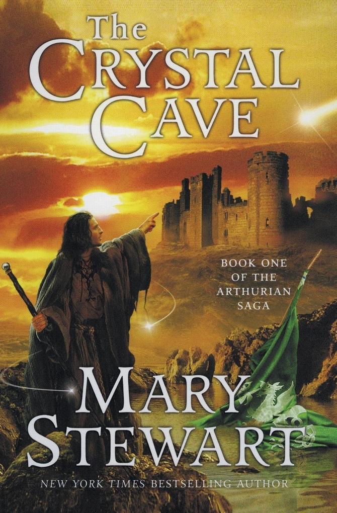 The Crystal Cave als Taschenbuch
