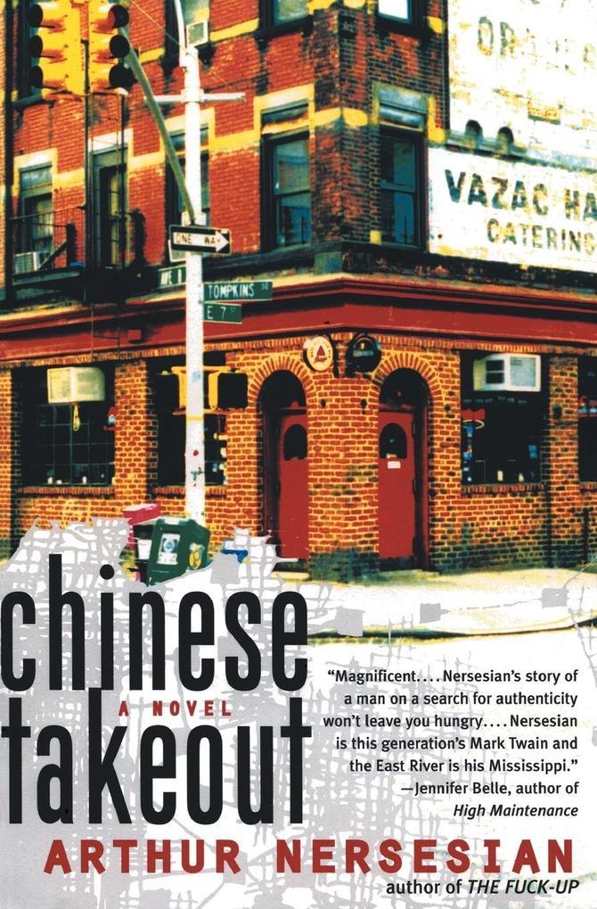 Chinese Takeout als Taschenbuch
