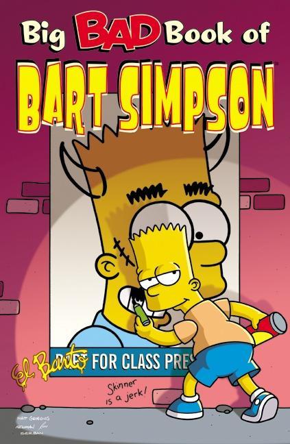 Big Bad Book of Bart Simpson als Taschenbuch