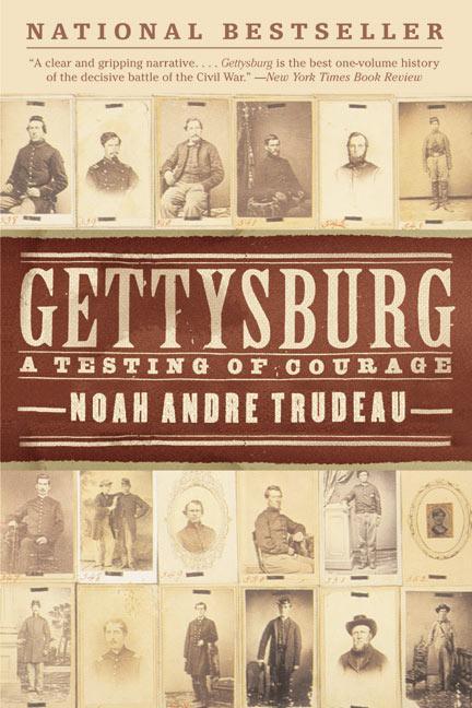 Gettysburg: A Testing of Courage als Taschenbuch