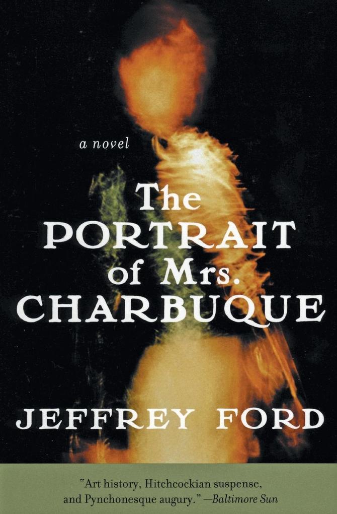 The Portrait of Mrs. Charbuque als Taschenbuch