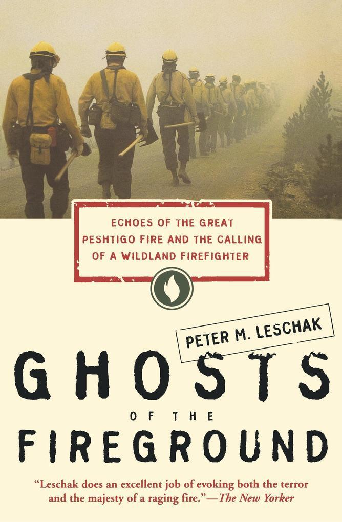 Ghosts of the Fireground als Buch