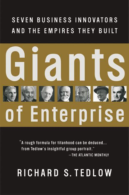 Giants of Enterprise: Seven Business Innovators and the Empires They Built als Taschenbuch