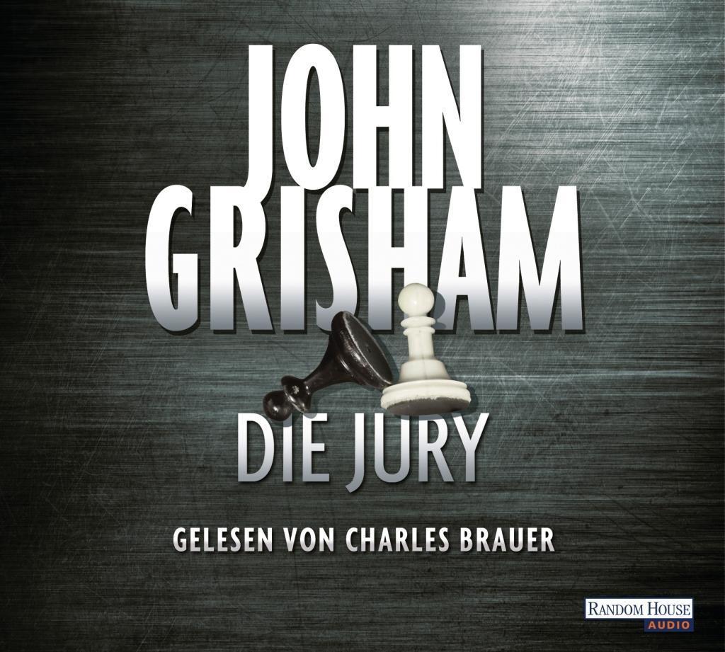 Die Jury als Hörbuch