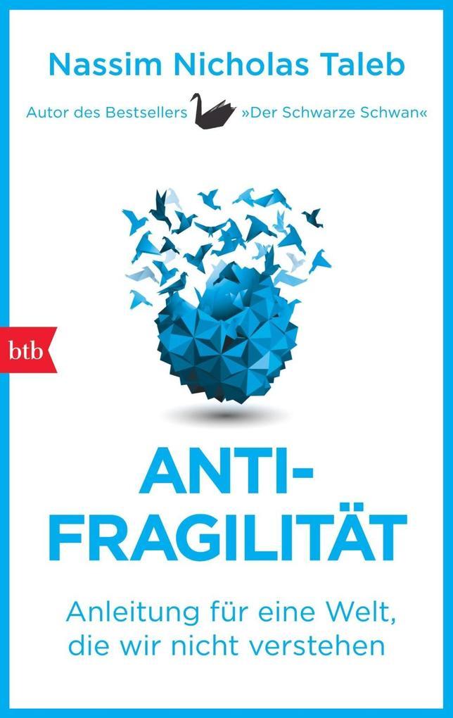 Antifragilität als Taschenbuch