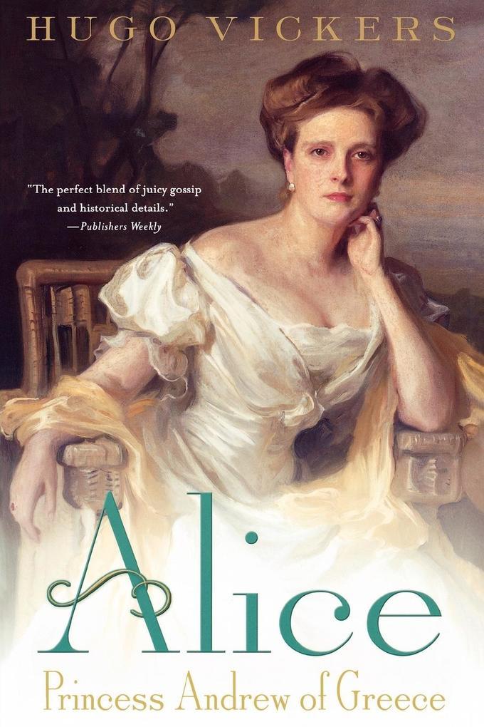 Alice: Princess Andrew of Greece als Taschenbuch