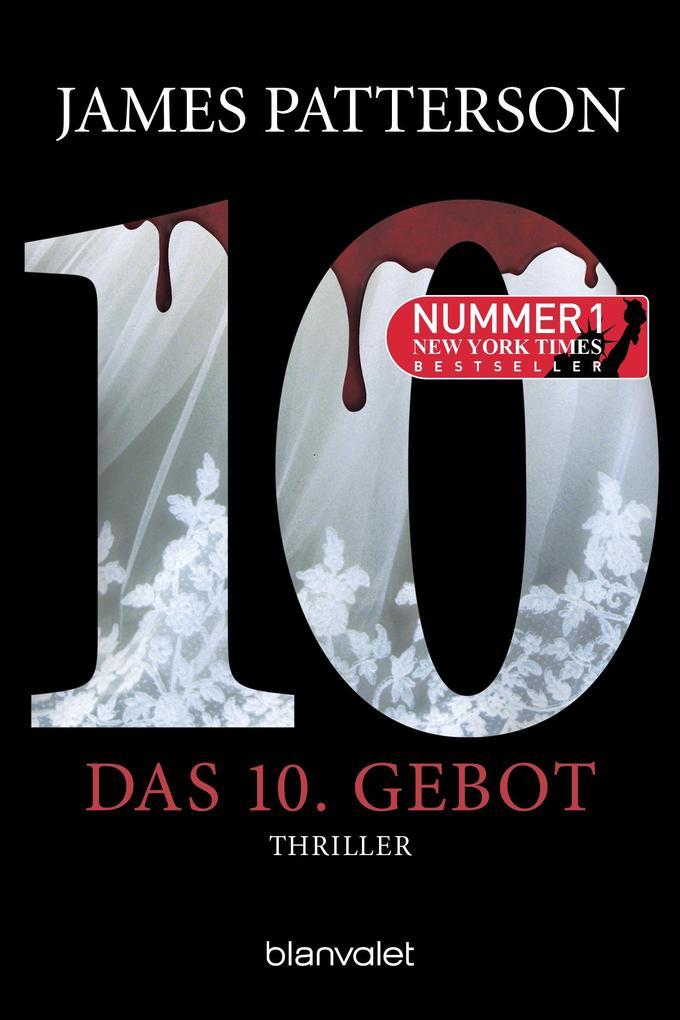 Das 10. Gebot - Women's Murder Club als Taschenbuch