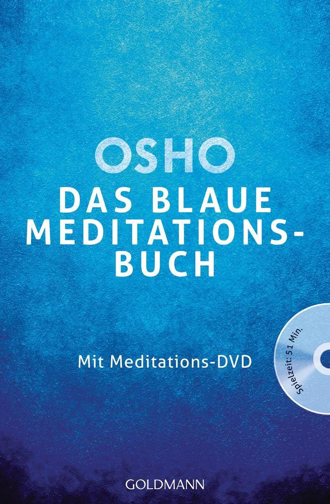 Das blaue Meditationsbuch als Taschenbuch