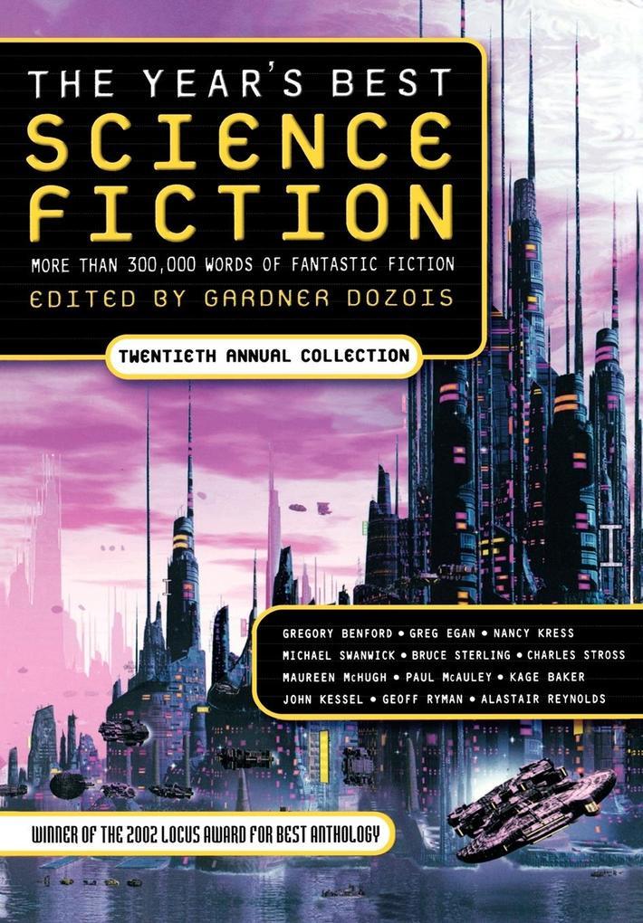 The Year's Best Science Fiction als Taschenbuch
