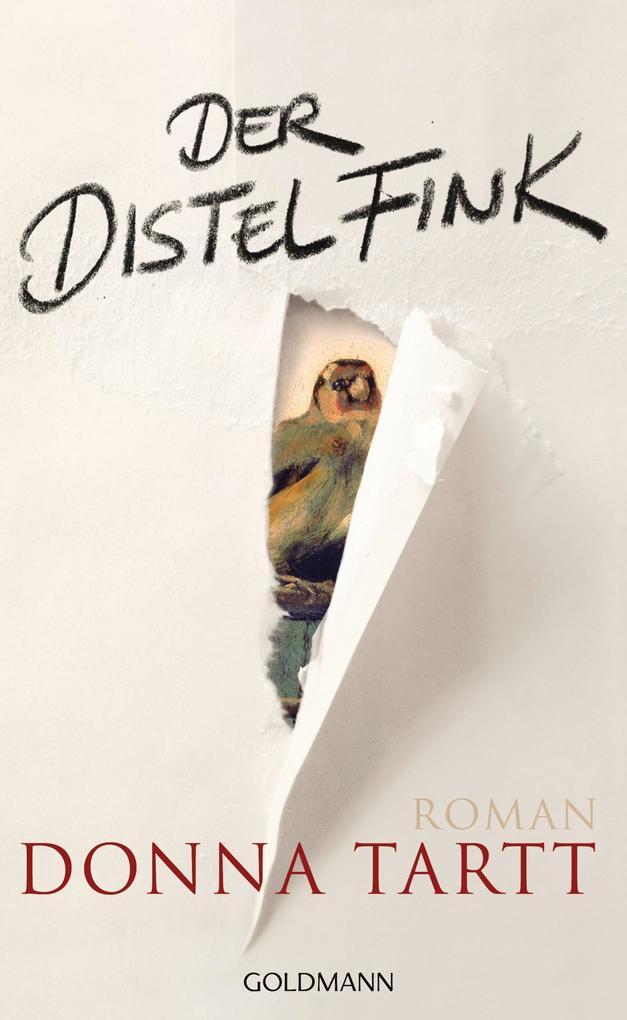 Der Distelfink als Buch (gebunden)