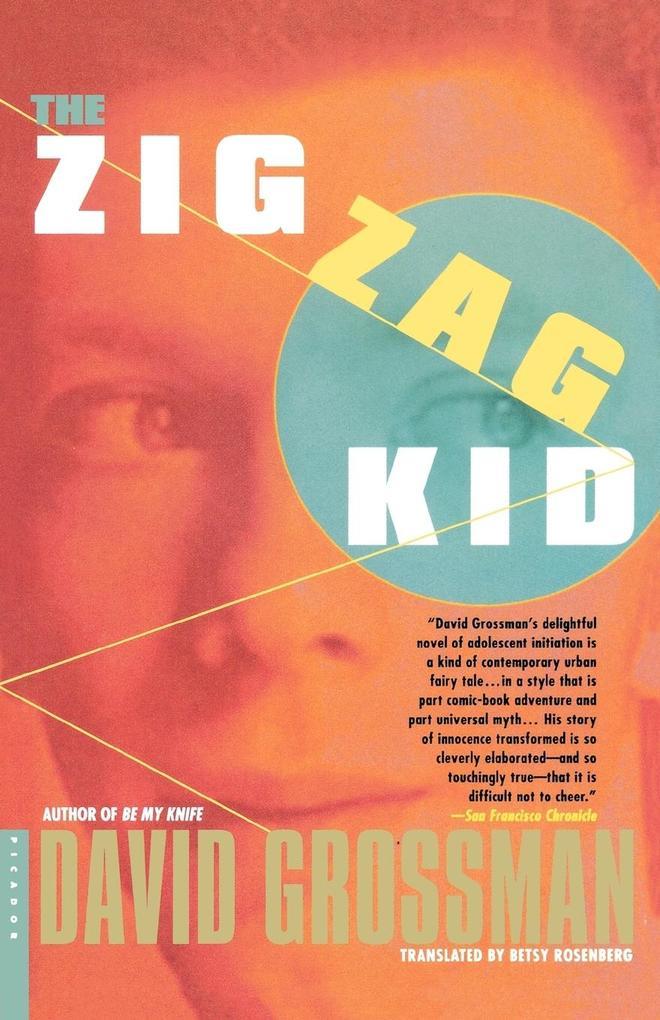 The Zigzag Kid als Taschenbuch