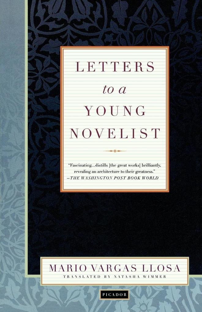 Letters to a Young Novelist als Taschenbuch