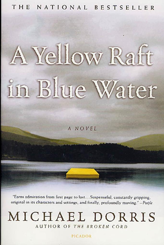 A Yellow Raft in Blue Water als Taschenbuch