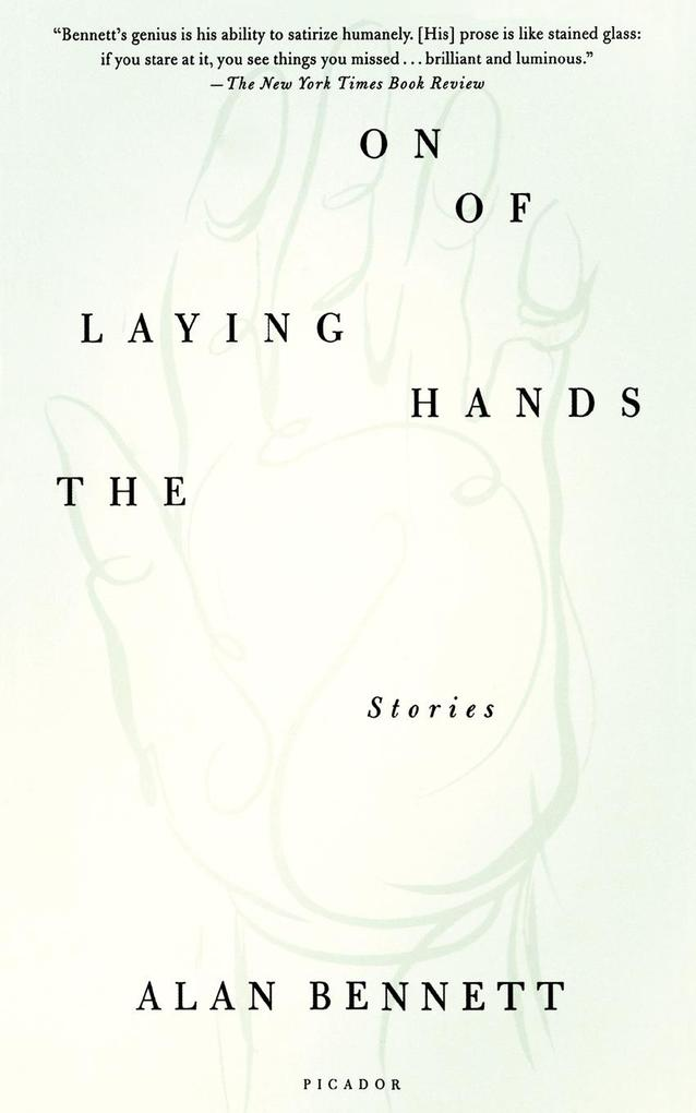 The Laying on of Hands als Taschenbuch