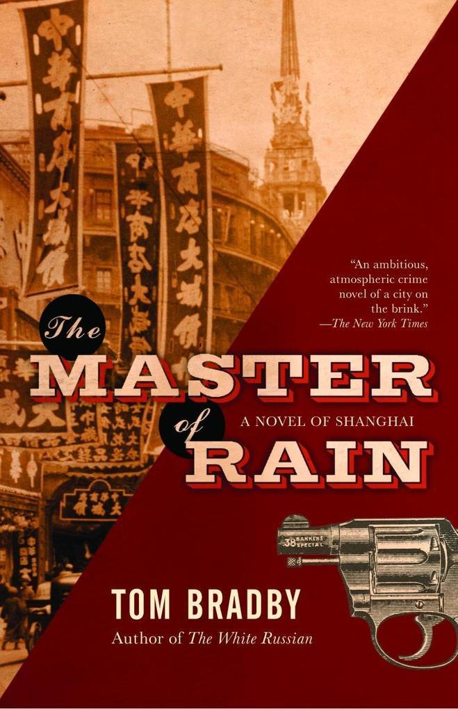 The Master of Rain als Taschenbuch