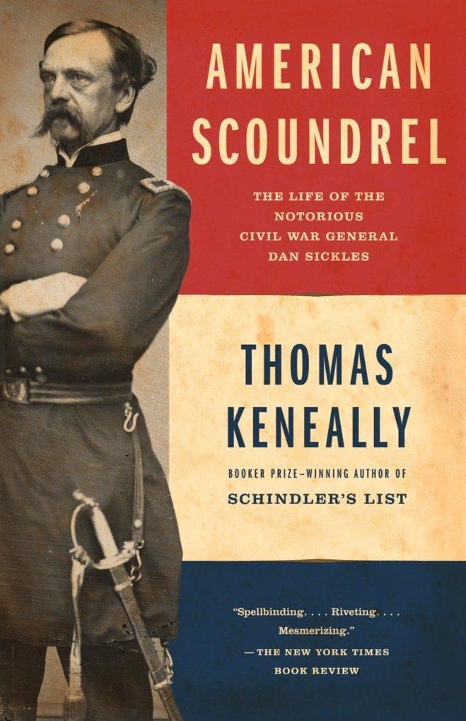 American Scoundrel als Taschenbuch