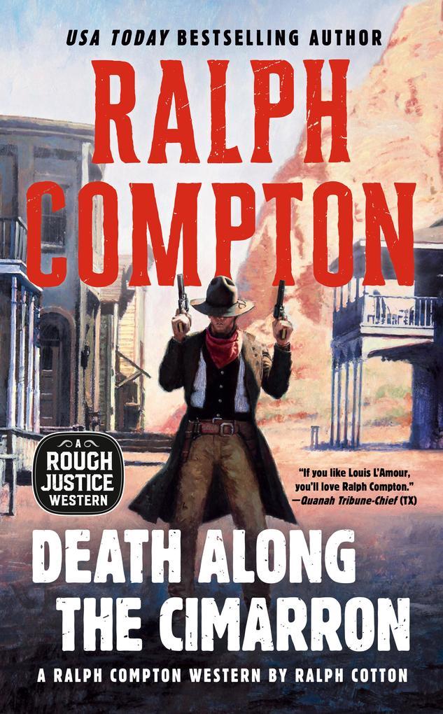 Death Along the Cimarron als Taschenbuch