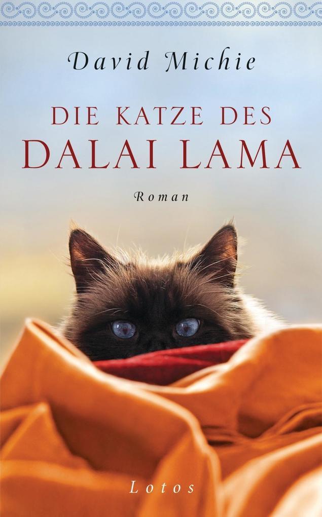 Die Katze des Dalai Lama als Buch von David Michie