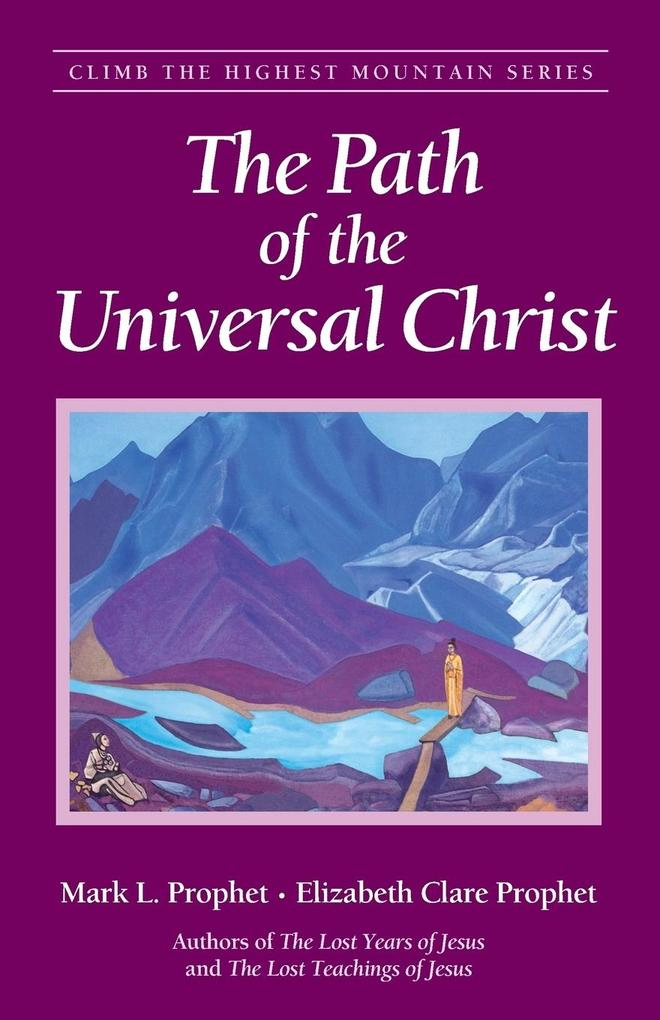 The Path of the Universal Christ als Buch