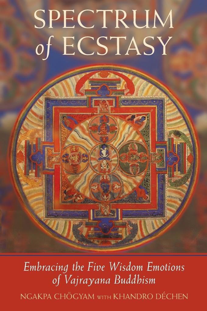 Spectrum of Ecstasy als Buch