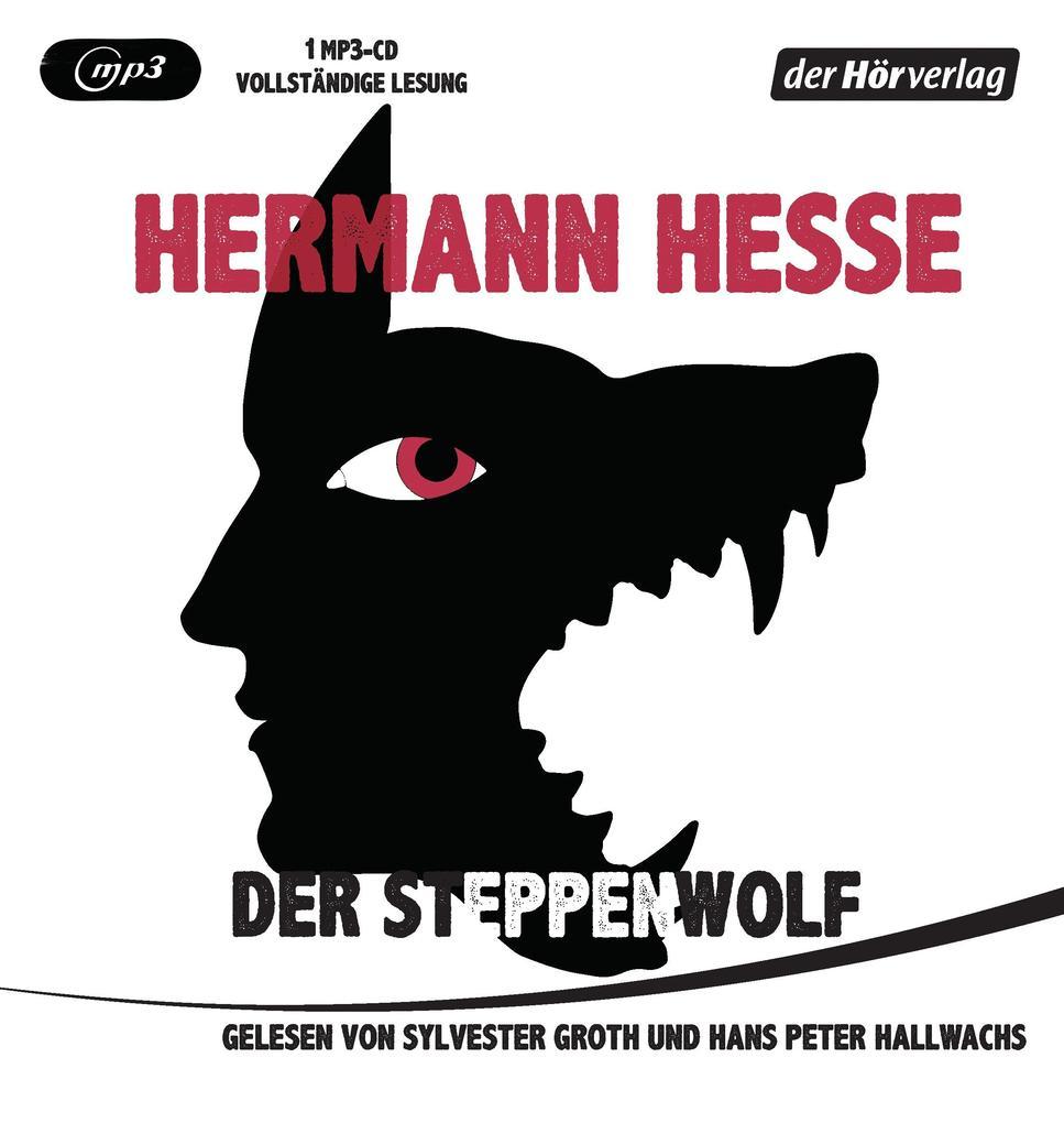 Der Steppenwolf als Hörbuch
