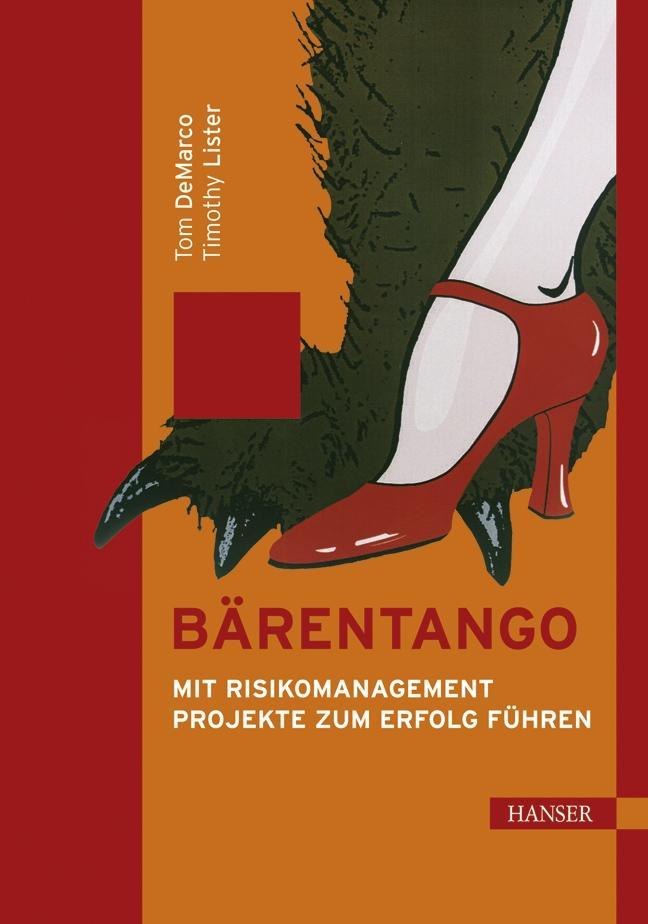 Bärentango als Buch