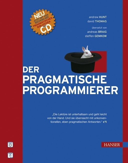 Der Pragmatische Programmierer als Buch