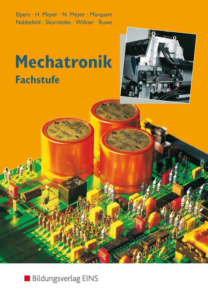 Mechatronik als Buch