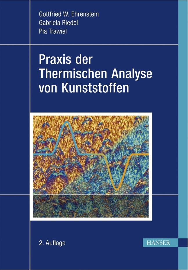 Praxis der Thermischen Analyse von Kunststoffen als Buch