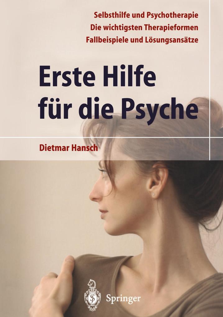 Erste Hilfe für die Psyche als Buch