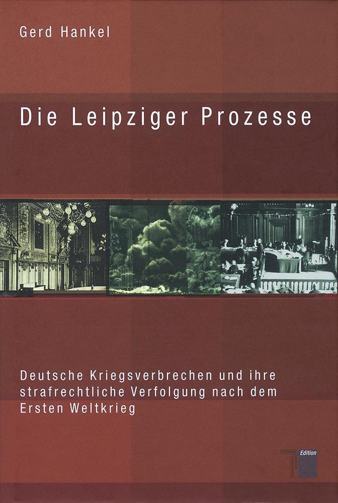 Die Leipziger Prozesse als Buch