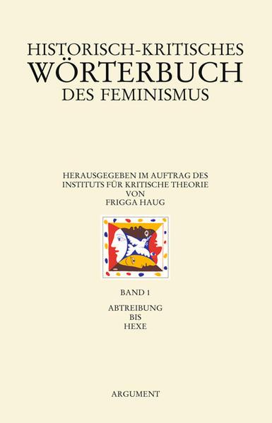 Historisch-kritisches Wörterbuch des Feminismus als Buch