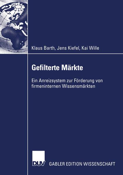 Gefilterte Märkte als Buch