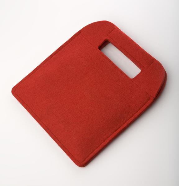 ecarrier Filztasche für tolino shine, vision 2 - Rot
