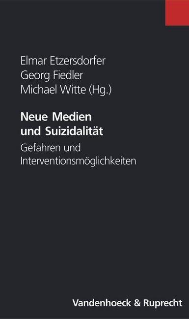 Neue Medien und Suizidalität als Buch