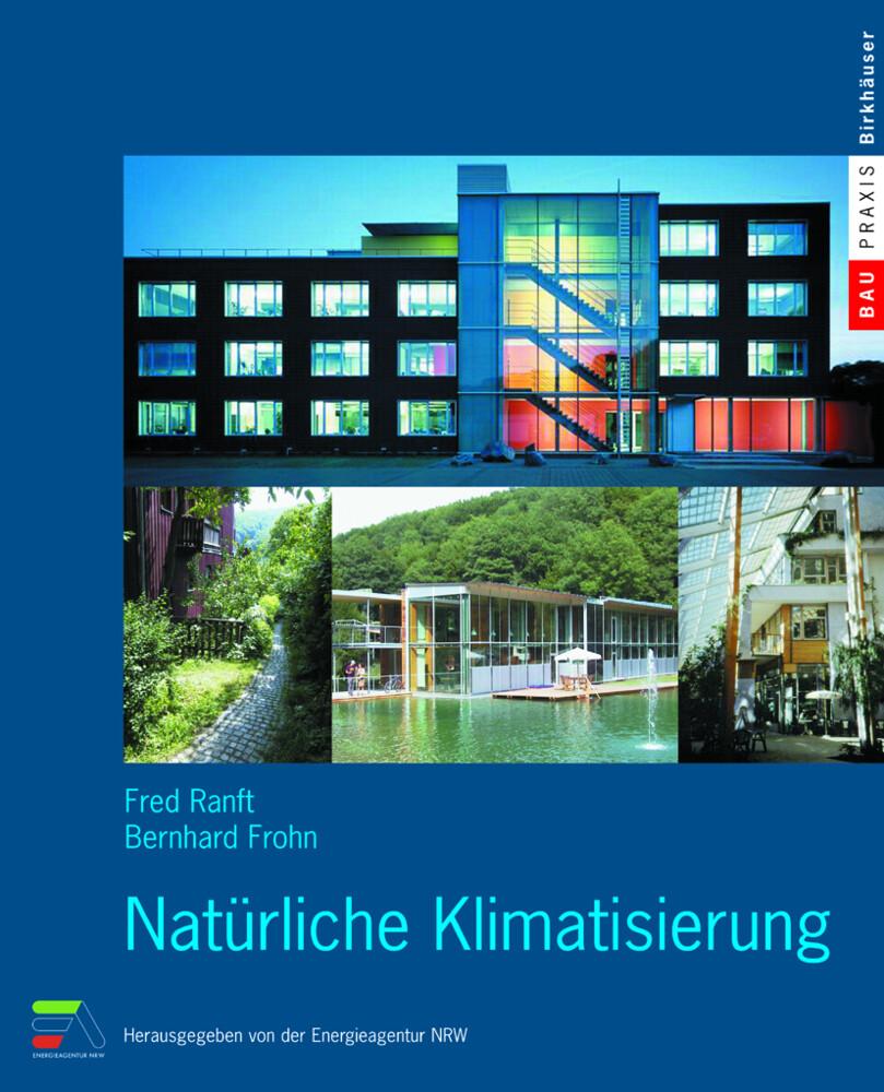 Natürliche Klimatisierung als Buch