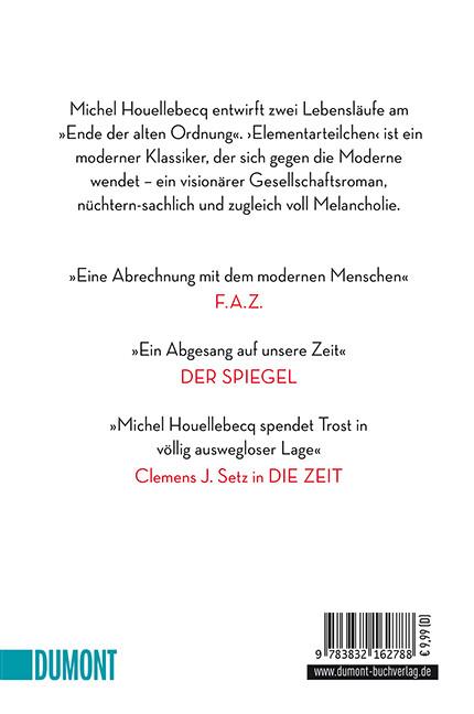 Elementarteilchen Houellebecq Ebook