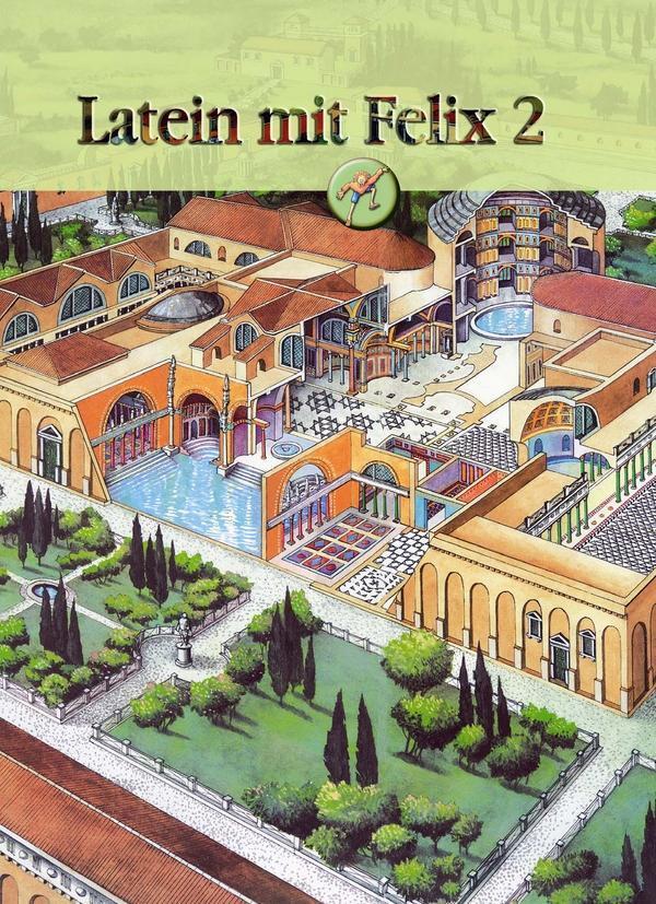 Latein mit Felix 2 als Buch
