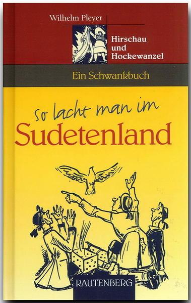 So lacht man im Sudetenland als Buch