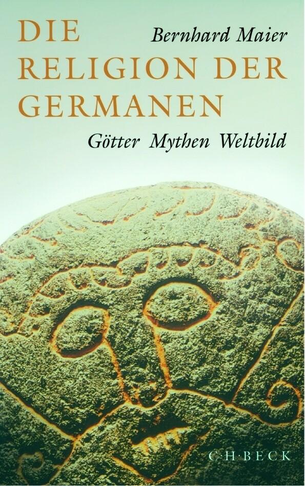 Die Religion der Germanen als Buch