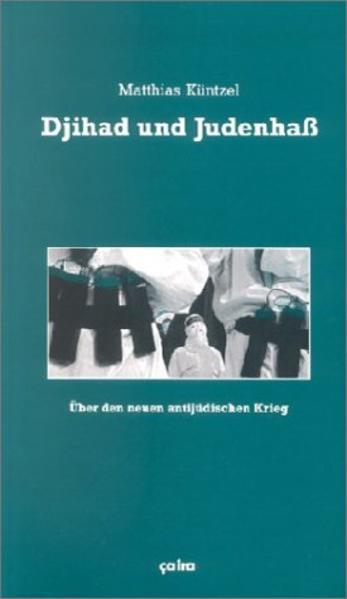 Djihad und Judenhaß als Buch
